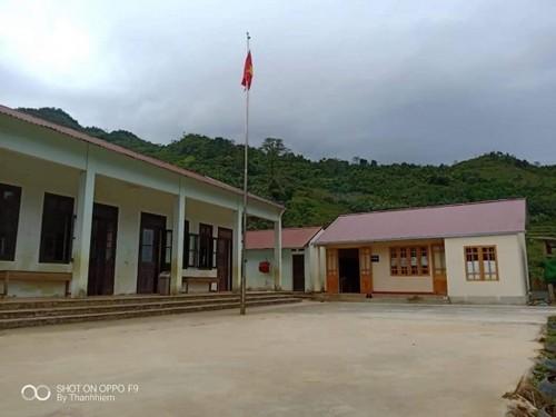 "Architect Pham Dinh Quy, an ""honorary teacher"" in mountain region - ảnh 2"