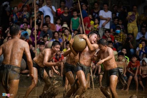 Village festival – culture of wet rice civilization - ảnh 3