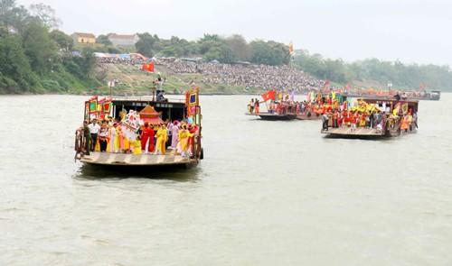 Village festival – culture of wet rice civilization - ảnh 1