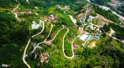 Truong Son Dong mountain range – ideal place for cloud hunters - ảnh 6