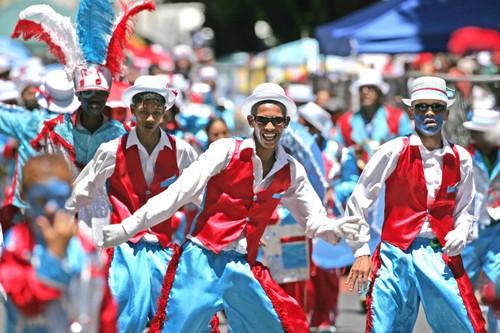 Cape Town Minstrel Festival - ảnh 1