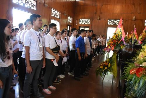 Trại hè Việt Nam 2019: Thanh thiếu niên kiều bào về thăm quê Bác - ảnh 5