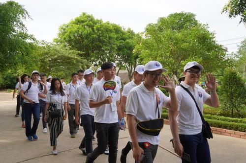 Trại hè Việt Nam 2019: Thanh thiếu niên kiều bào về thăm quê Bác - ảnh 4