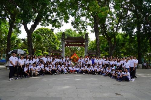Trại hè Việt Nam 2019: Thanh thiếu niên kiều bào về thăm quê Bác - ảnh 6