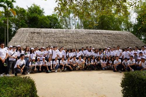 Trại hè Việt Nam 2019: Thanh thiếu niên kiều bào về thăm quê Bác - ảnh 1