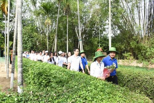 Trại hè Việt Nam 2019: Thanh thiếu niên kiều bào về thăm quê Bác - ảnh 10