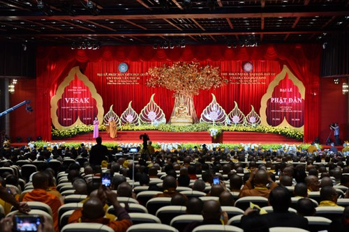 Vietnamese Buddhism aims for world peace and development - ảnh 1