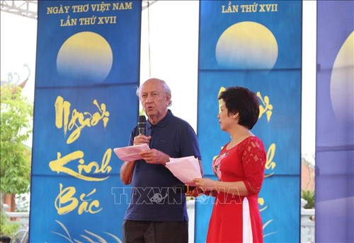 Vietnam's Poetry Day promotes national literature - ảnh 2