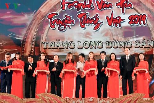 Festival honours Vietnam's traditional culture - ảnh 1
