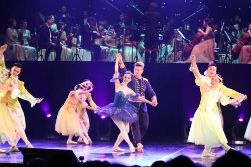 "New season concert ""Around the world"" - ảnh 2"