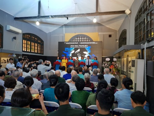 "Exhibition ""Diary of Peace"" in Hanoi - ảnh 2"
