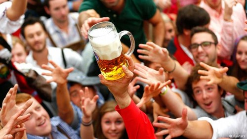 German beer culture - ảnh 1