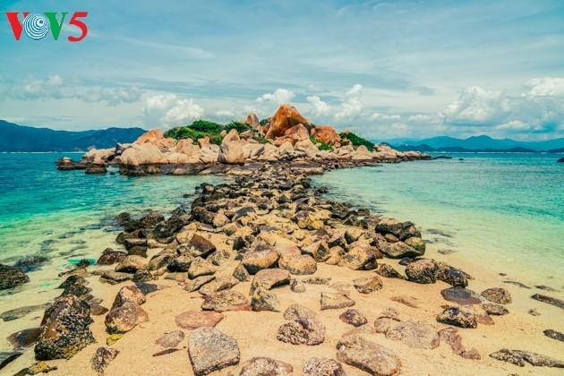 Binh Ba island – a pleasant beauty