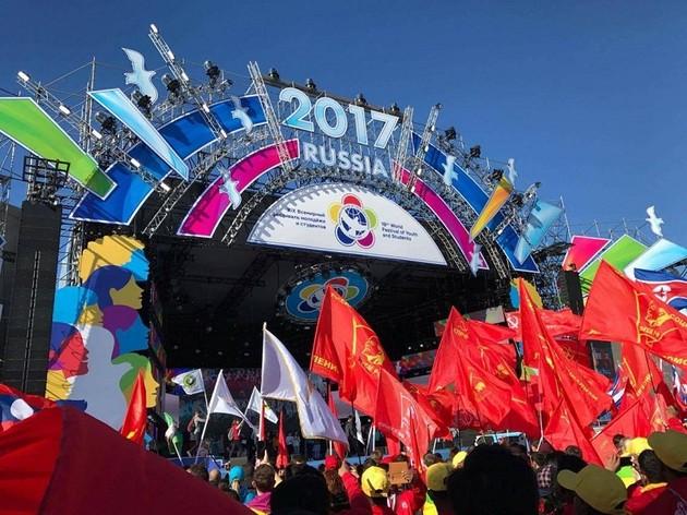 Фестиваль молодёжи содействует укреплению дружбы народов