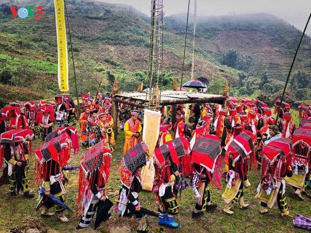 Обряд инициации народности Зяо в провинции Лаокай