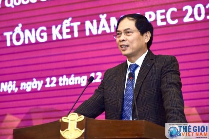ເສີມຂະຫຍາຍບັນດາຜົນງານບັນລຸໄດ້ຂອງປີ APEC 2017 - ảnh 1