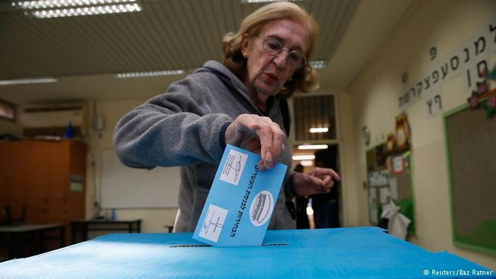 Israeli Parliamentary election opens - ảnh 1
