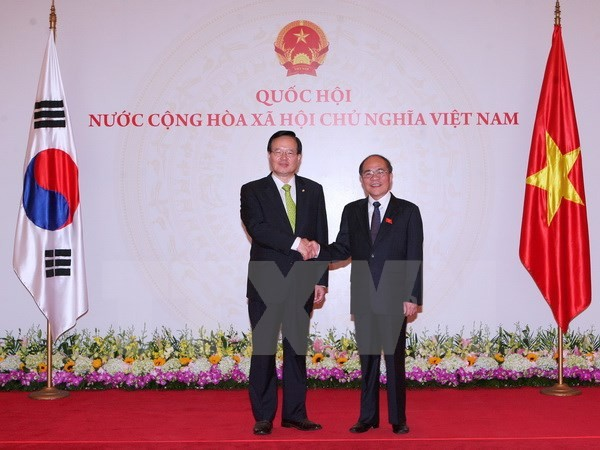 RoK's National Assembly Speaker visits Ho Chi Minh City - ảnh 1