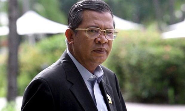 Cambodian Prime Minister supports arrest of senator who distorted border agreement with Vietnam  - ảnh 1