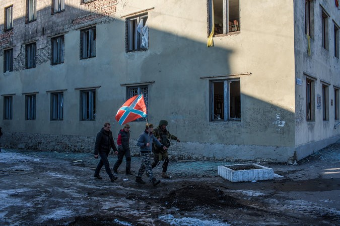 Ukraine Contact Group delays ceasefire talks - ảnh 1
