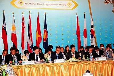 Konferensi ASEAN+3 dan ASEAN+1 - ảnh 1