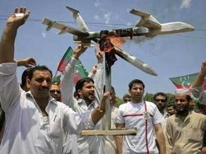 Pesawat  tanpa awak   Amerika Serikat  melakukan  serangan udara terhadap Pakistan. - ảnh 1