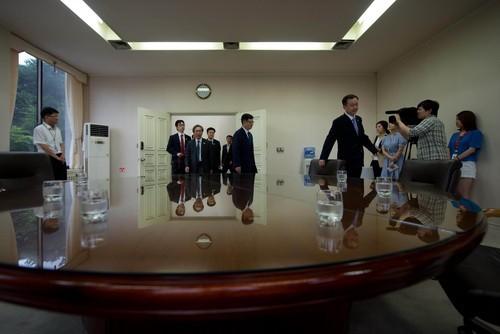 Republik Korea dan RDR Korea mengadakan perundingan tingkat staf ahli tentang zona industri  Kaesong - ảnh 1