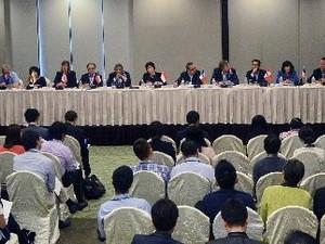 Perundingan TPP  mengalami kemacetan tentang  masalah penghapusan tarif - ảnh 1