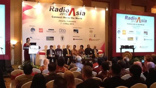 VOV menyelenggarakan Konferensi  Radio  Asia -2013. - ảnh 1