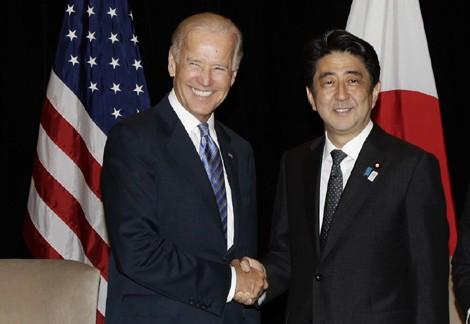AS dan Jepang sepakat  memperkuat  persekutuan keamanan. - ảnh 1