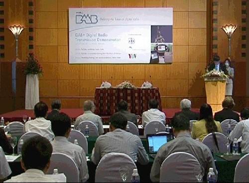Aktivitas-Aktivitas  dalam kerangka Konferensi Radio Asia -2013. - ảnh 1