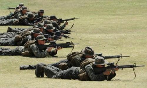 Filipina dan Amerika Serika memperhebat jumlah serdadu untuk ikut pada latihan perang bersama tahunan - ảnh 1