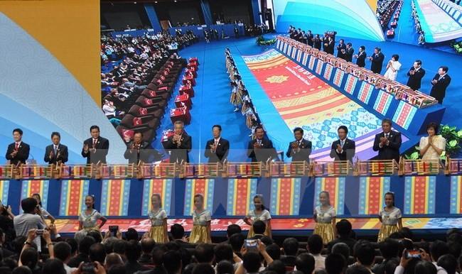 ASEAN-Tiongkok mendorong kerjasama  secara efektif dan substantif. - ảnh 1