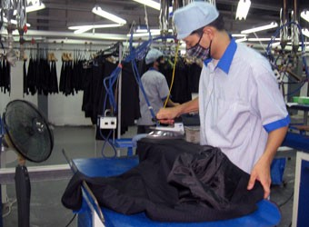 Ekspor  tekstil dan produk tekstil  mencapai target yang ditetapkan. - ảnh 1
