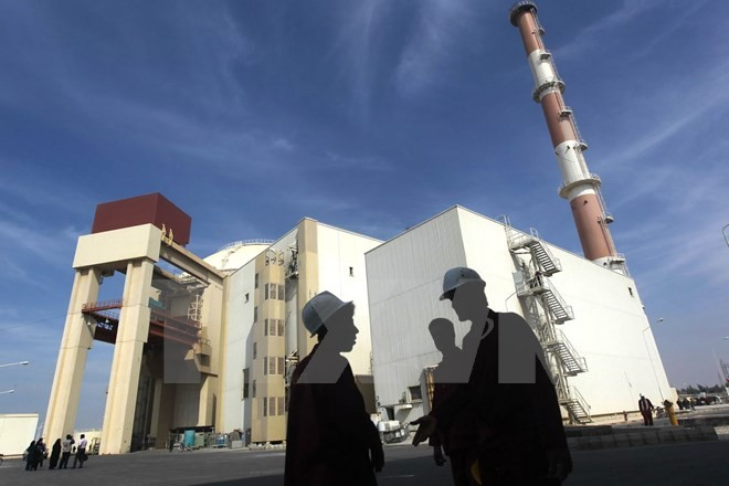 Dewan Garda  Iran mengesahkan UU tentang  hak nuklir - ảnh 1