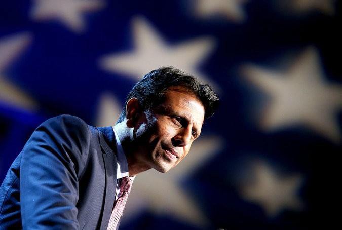 Gubernur orang AS keturunan India menyatakan mencalonkan diri dlm pemilu presiden tahun 2016 - ảnh 1