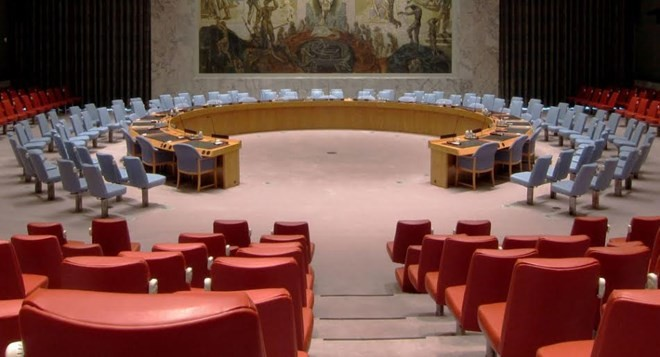 Jepang ingin mendorong  perombakan dalam DK PBB - ảnh 1