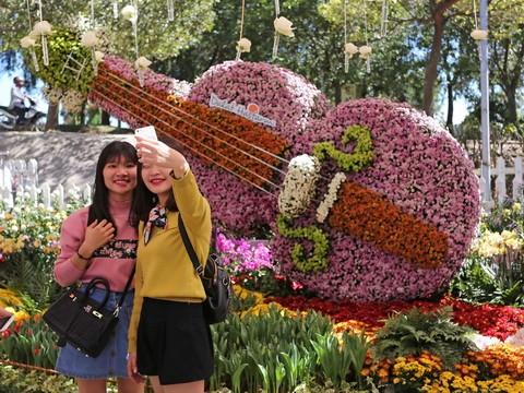 Penutupan Festival ke-6 Bunga Da Lat. - ảnh 1