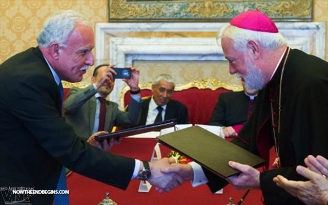 Perjanjian antara Takhta Suci Vatikan dan Negara Palestina resmi mulai berlaku. - ảnh 1
