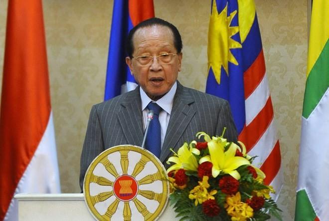 Komunitas ASEAN  akan memperkuat posisi dan peranannya di gelanggang internasional - ảnh 1