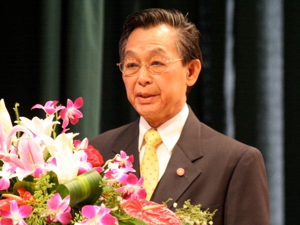 Mantan PM Thailand, Chuan Leekpai menyatakan akan  mencalonkan diri - ảnh 1