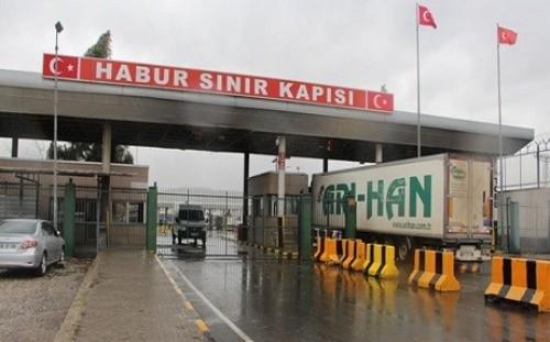 Turki  membuka lagi  sebagian garis perbatasan dengan Irak - ảnh 1
