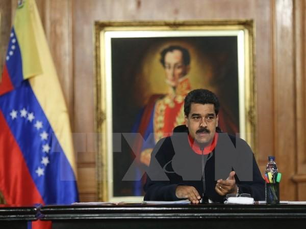 Venezuela menuntut kepada Amerika Serikat supaya menghentikan intervensi pada urusan internal - ảnh 1