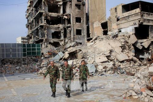Suriah membebaskan lebih dari 150 kota madya dan desa. - ảnh 1