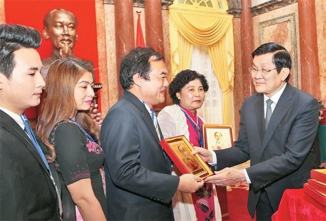 Badan-badan usaha kecil dan menengah Vietnam  perlu memperhebat  integrasi. - ảnh 1