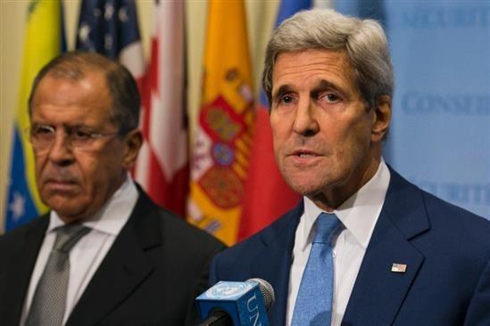Amerika Serikat sepakat terus mengadakan pertemuan tingkat Menlu tentang Suriah - ảnh 1