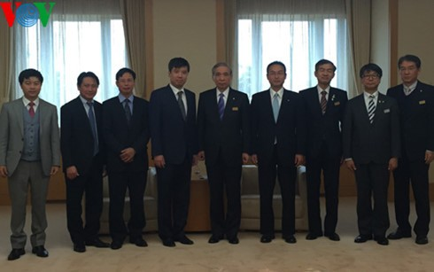 Mendorong kerjasama ekonomi antara Vietnam dan daerah-daerah di Jepang - ảnh 1