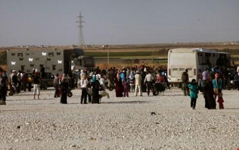 Kanada menerima  10 000 pengungsi Suriah yang pertama - ảnh 1