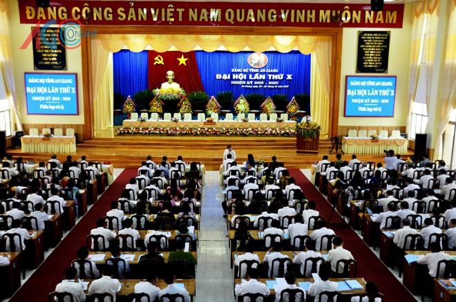 Kongres Nasional ke-12 PKV mengadakan sidang persiapan - ảnh 2