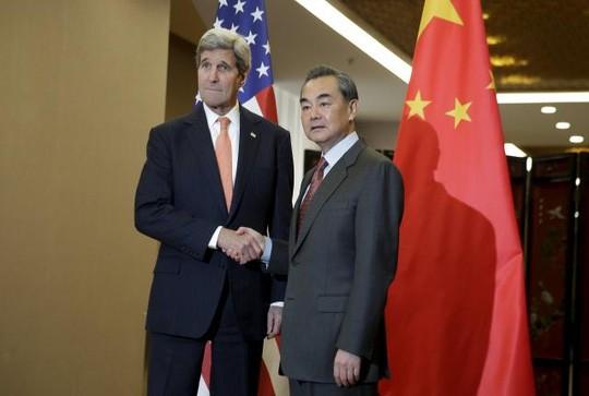 Menlu AS, John Kerry melakukan kunjungan di Tiongkok - ảnh 1